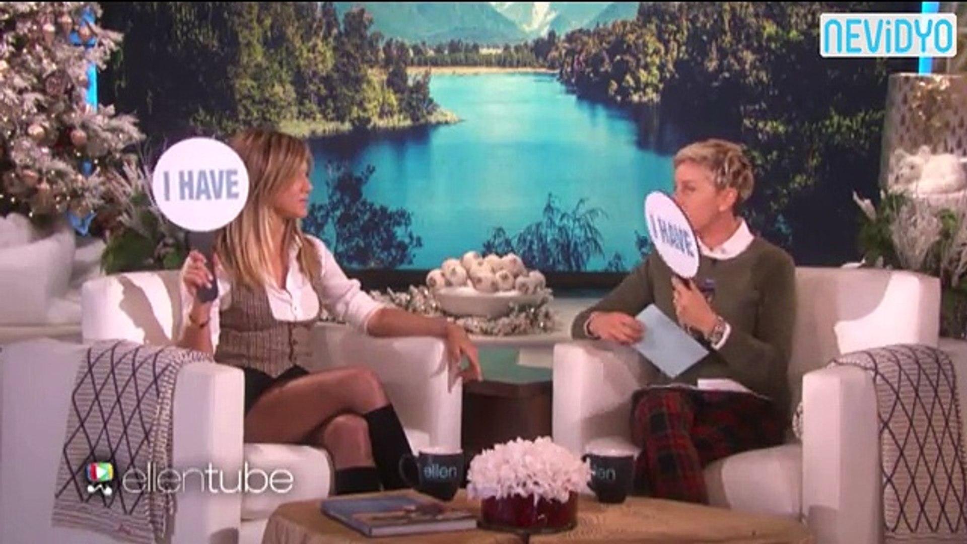 Jennifer Aniston'dan pilotla seks itirafı!