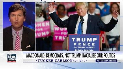 Why it's Democrats, not Trump, who racialize politics