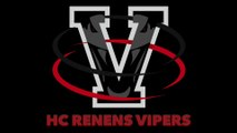 Mannequin challenge du HC Renens Vipers