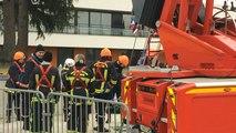 Téléthon 2016 au service départemental d'incendie et de secours