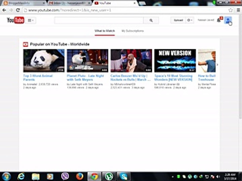 How To Make Google Adsense Urdu_Hindi Video Tutorial - Video Dailymotion