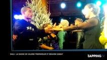 DALS 7 : Quand Brahim Zaibat dansait avec Valérie Trierweiler à l'Elysée (vidéo)