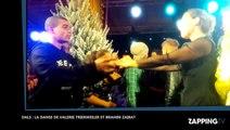 DALS 7 : Quand Brahim Zaibat dansait avec Valérie Trierweiler à l'Elysée (déo)