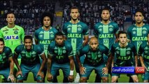 Plane of Football Team Chapecoense crashes en route to Copa Sudamericana final in Colombia