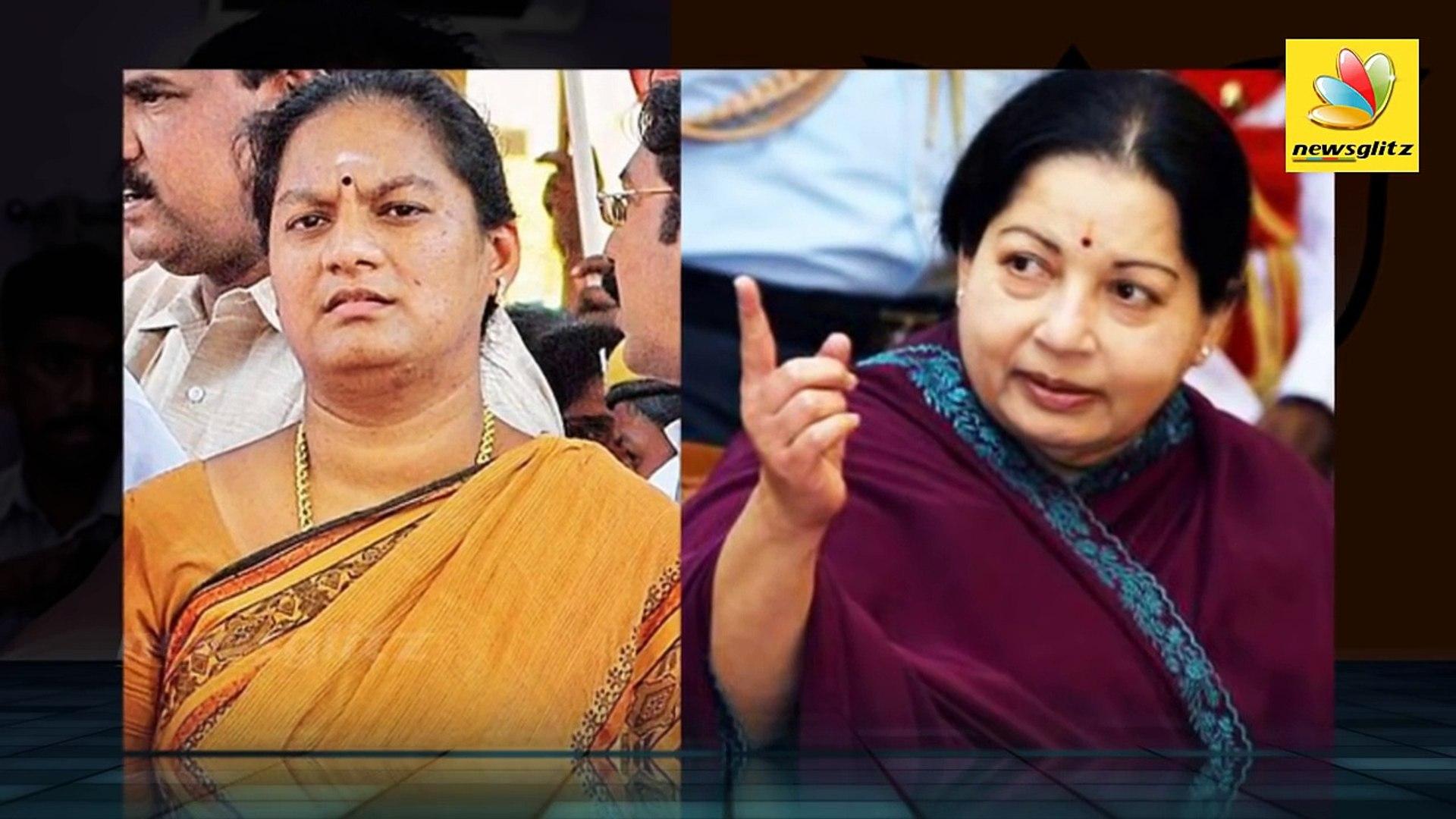 Sasikala Pushpa seeks BJP's help | Latest Tamil Nadu Political News
