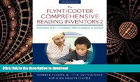 READ THE NEW BOOK The Flynt/Cooter Comprehensive Reading Inventory-2: Assessment of K-12 Reading