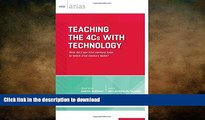 FAVORIT BOOK Teaching the 4Cs with Technology: How do I use 21st century tools to teach 21st