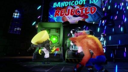 The Comeback Trailer de Crash Bandicoot N.Sane Trilogy