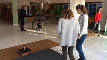 Téléthon : le lycée Benjamin Franklin se mobilise