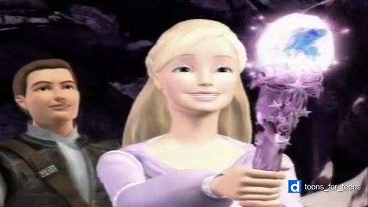 Barbie as the Princess and Magic of Pegasus Part 2/2 in Urdu - Hindi - video dailymotion