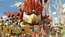 Tráiler Knack 2 - PlayStation Experience 2016