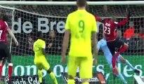 En Avant de Guingamp 2-0 FC Nantes - Le Résumé Du Match (3/12/2016) / Ligue 1