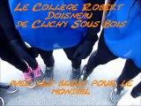 Concours FLASHMOB UNSS Championnat du monde de HANDBALL 2017 AS Danse Collège Robert Doisneau Clichy Sous Bois