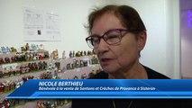 Alpes-de-Haute-Provence : La galerie de la Citadelle de Sisteron acceuille les santons et crèches de Provence
