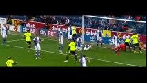 Blackburn Rovers VS Huddersfield Town 1-1 Highlights Championship 03/12/2016
