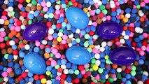 Baby Doll Schleim Bad Zeit Zu Spielen Lernen Sie Farben, Die Überraschung Eier Play Doh Punkten Disn