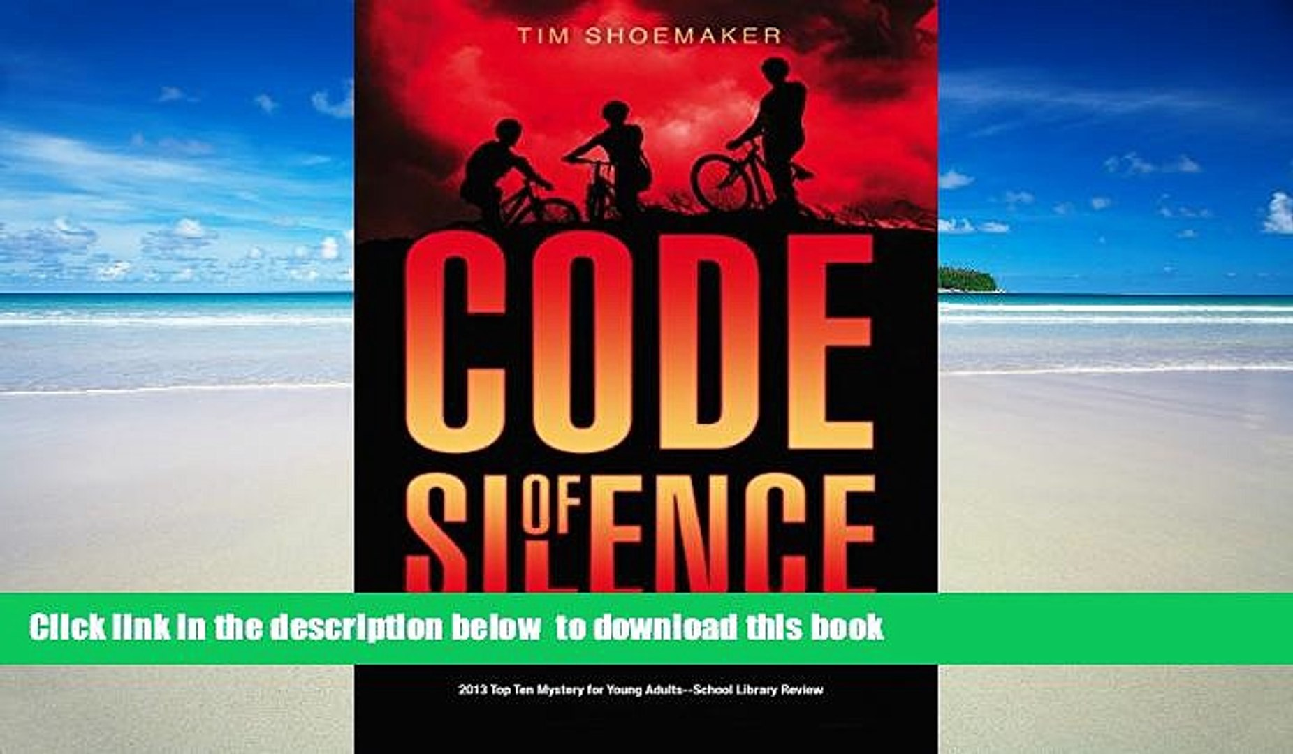 Buy Tim Shoemaker Code of Silence: Living a Lie Comes with a Price (A Code of Silence Novel) Epub