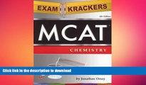 Read Book Examkrackers MCAT Chemistry Jonathan Orsay