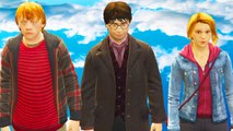 GTA 5 MODS - HARRY POTTER Character Package - Harry Potter, Ron Weasley, Hermione Granger