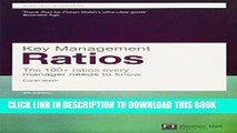 MOBI DOWNLOAD Key Management Ratios (4th Edition) (Financial Times Series) PDF Kindle