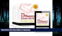 READ Wiley CPAexcel Exam Review 2015 Study Guide July: Set (Wiley Cpa Exam Review) O. Ray