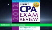 Read Book Wiley CPA Exam Review 2012, Business Environment and Concepts O. Ray Whittington Kindle