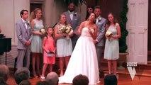 Devant tout le monde, la mariée quitte l'autel laissant son fiancé. Mais ne quittez surtout pas ses mains des yeux!