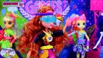 My Little Pony Friendship Games Wondercolts Equestria Girls Doll Showcase Episode 1 MLP MLPEG SETC