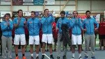 FFT - Interclubs 2016 - Le Tennis Club Quimperlé sèche ses larmes battu par le SATC Porte du Hainaut
