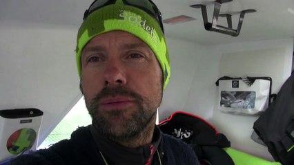 Tour du Monde Sodebo J+27 - La 10ème vidéo du bord au milieu du Pacifique