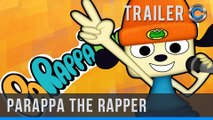 PaRappa The Rapper Remastered - Trailer PSX16