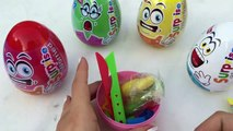 Play Doh | Surprise Eggs | Play Doh Kinder Surprise Egg | Surprise Eggs Disney Collector