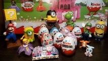 Unboxing Kinder Surprise Eggs, Uova Kinder Sorpresa, Hello Kitty, Minions Ovetti Kinder Sorpresa