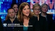 """Juliette Méadel tacle Ségolène Royal : """"Ma gauche à moi, elle n'encense pas Fidel Castro"""""""