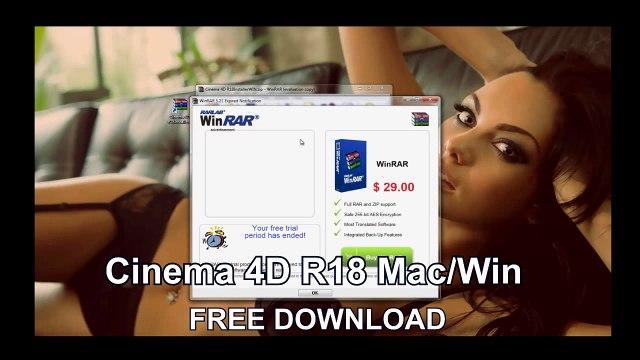 Cinema 4D R18 _ Free Download _ Crack _ Mac_Win