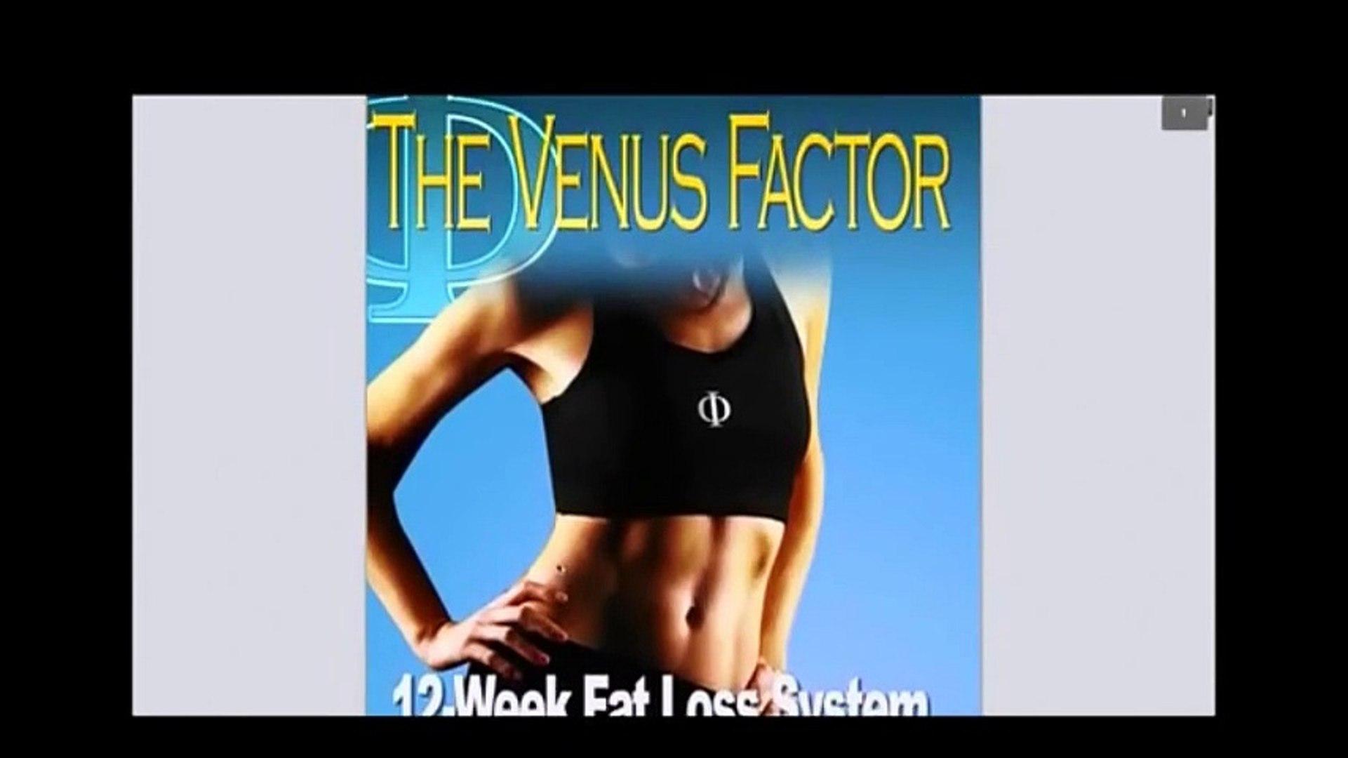Venus Factor Diet Plan