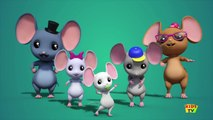 mouse finger family | nursery rhyme | baby songs | childrens rhymes | 3d rhymes