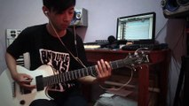 #6 Avenged Sevenfold - Nightmare (Full Guitar + Piano Cover)