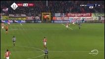 Djamel Bakar  Goal - Charleroi vs St. Liege  1-0  04-12-2016