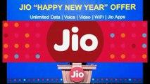 Reliance Jio - Jio Review - Jio Sim Happy Year Offer - Why to get Jio sim