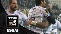 TOP 14 ‐ Essai Joe TOMANE (MHR) – Grenoble-Montpellier – J13 – Saison 2016/2017