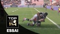 TOP 14 ‐ Essai Semi KUNATANI (ST) – Toulouse-Brive– J13 – Saison 2016/2017