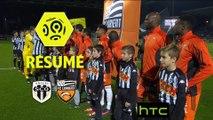 Angers SCO - FC Lorient (2-2)  - Résumé - (SCO-FCL) / 2016-17