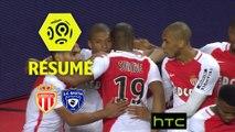 AS Monaco - SC Bastia (5-0)  - Résumé - (ASM-SCB) / 2016-17