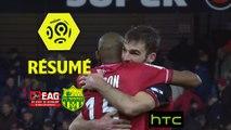 EA Guingamp - FC Nantes (2-0)  - Résumé - (EAG-FCN) / 2016-17