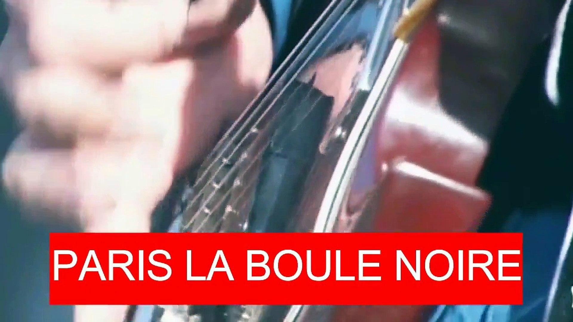 BUZZ en concert à LA BOULE NOIRE le 15 décembre 2016 (teaser)