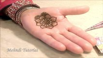 Beautiful-simple mehndi designs for-hands 2016-simple henna-designs tutorials -7