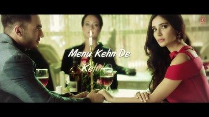 Menu Kehn De (Lyrical Video) | AAP SE MAUSIIQUII | Himesh Reshammiya Latest Song  2016 | T-Series