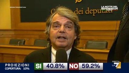 Brunetta canta vittoria: Renzi ora si dimetta!