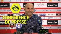 Conférence de presse OGC Nice - Toulouse FC (3-0) : Lucien FAVRE (OGCN) - Pascal DUPRAZ (TFC) - 2016-17